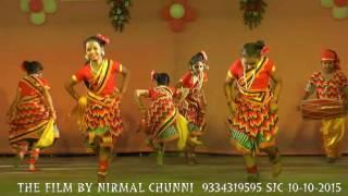 'Rangaboti e rangaboti' choreography by Dr Pooja Varma,odiya folk dance 2