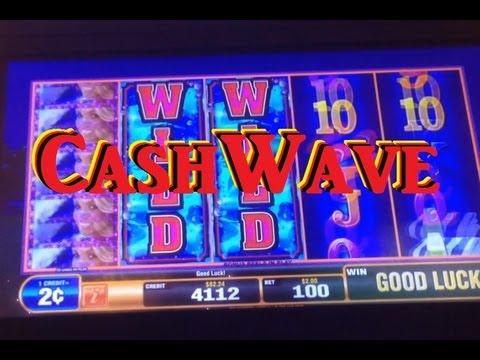Cash Wave Slots - Ballys Cash Wave Slot Machine Available Online!