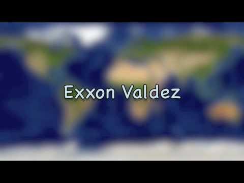 Exxon Valdez Oil Spill Presentation