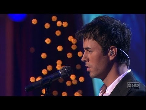 Enrique Iglesias - Hero Live at Dancing With the Stars HD