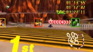 Mario Kart 64 - Playthrough [Part 4 - Grand Prix - 50 cc - Special Cup][ENG]