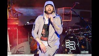 EMINEM disses MGK in Brisbane Concert / Rapture 2019