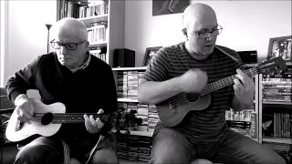 'Boppin' the Blues' - Carl Perkins - Rockabilly Ukulele - Jez Quayle & John Mitchell