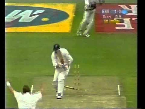 Impossible bowling in cricket, unplayable ball