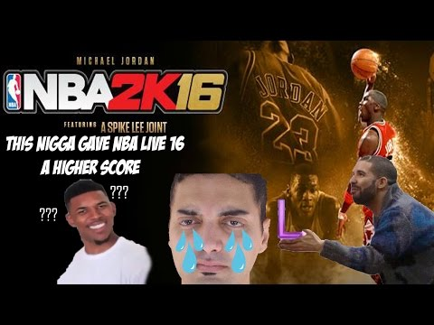 NBA 2K16 Review @NBA2K @LD2K @Ronnie2K @Beluba @ScottOGallagher #FUCKNBA2K