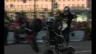Adrenalin FMX Rush 2011 Челябинск