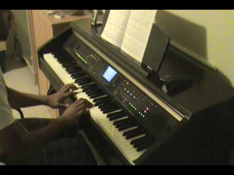 Stranger By Secondhand Serenade On Piano video