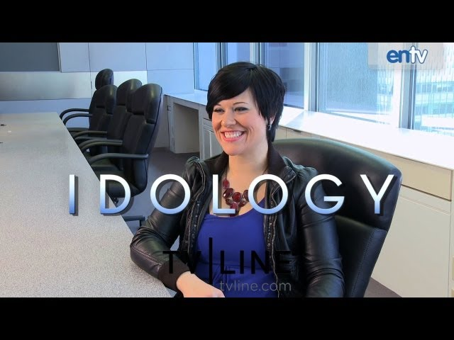 Erika Van Pelt American Idol Interview - IDOLOGY: ENTV