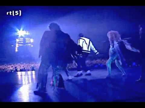 Michael Jackson - Thriller - Live in Munich 1997