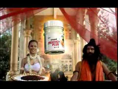 Emami Mentho Plus Balm Commercial