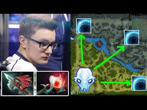 Miracle- Dota 2 [Ancient Apparition] Solo Mid with Hurricane Pike