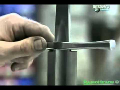 Видео как сделать меч