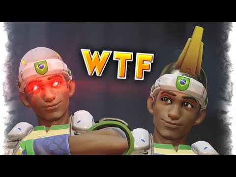 RARE Lucio LUCK..!! | Overwatch Best and Funny Moments - Ep.140