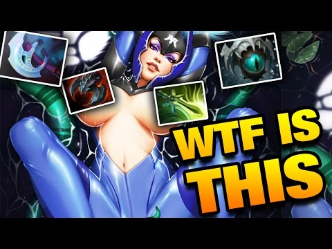 Miracle- [Luna] WTF IS THIS FARMING SPEED Dota 2 7.05