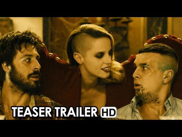 Le streghe son tornate Teaser Ufficiale Italiano (2015) - Alex De la Iglesia Movie HD