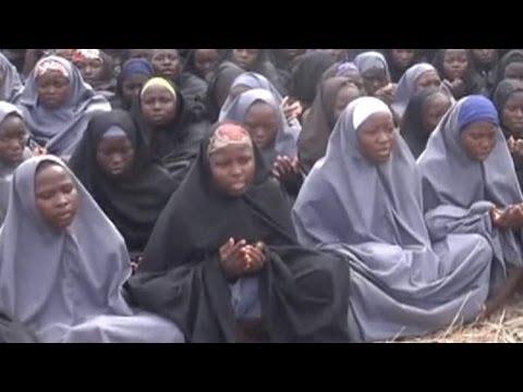 Boko Haram Kidnapped Nigerian Schoolgirls FOUND!!!