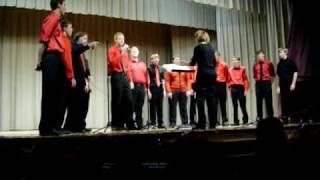 Academia Hermans Video - Good Ol' A Capella as performed by the Tekamah-Herman Men's Choir