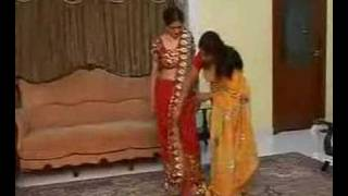 How to wear saree in Bengali Style?