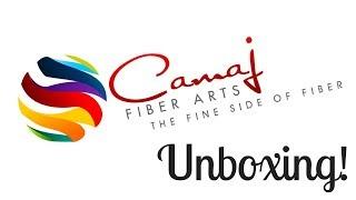 Camaj Fiber Arts Unboxing!