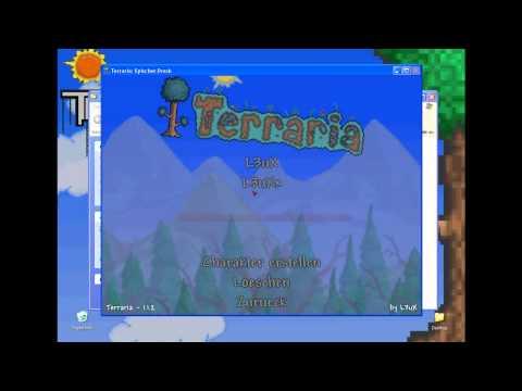 Terraria 1.1.2 Cracked - No Steam - Multiplayer - Singleplayer - Abonnieren