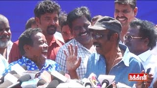 Goundamani Counter for Rajini and Kamal - Nadigar Sangam Election / Extra-ordinary Timing