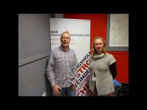 The Funky Farmer on BBC Radio Gloucestershire with Kate Clark. October 25th 2015