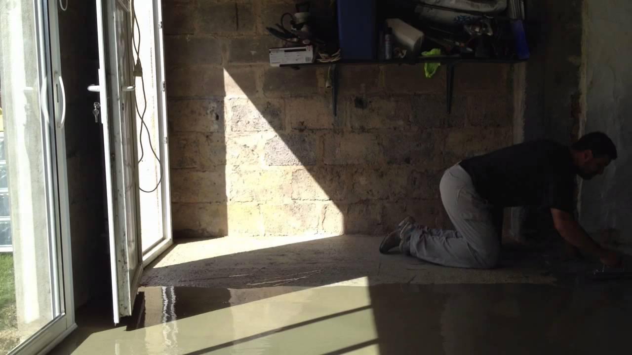 ragr age autolissant dans garage youtube. Black Bedroom Furniture Sets. Home Design Ideas