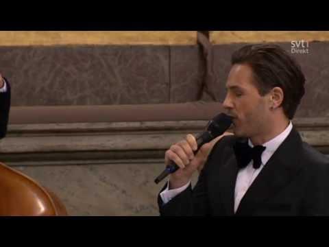 Peter Jöback - The First Time Ever I Saw Your Face - Prinsessbröllopet 2013