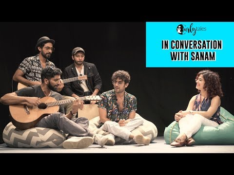 Download Lagu  In Conversation With Sanam - Jaane De Mujhe | Curly Tales Mp3 Free