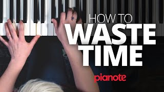 The Secret To Playing Background Music On The Piano