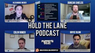 Hold The Lane Podcast - Franchising - feat. Thooorin and Bryce Blum [EP.1]