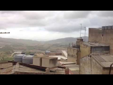 Sicilia, tempesta di sabbia dal Sahara
