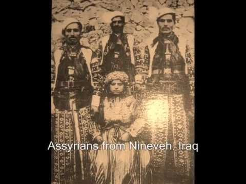 Created by Moneer CHERIE. A collection of Old and Rare Assyrian photos. Mainly originals from my collection, few from the net and other sources. This Slide is a window to the past of a nation...
