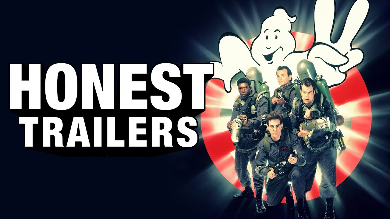 [Ghostbusters II Gets An Honest Trailer] Video