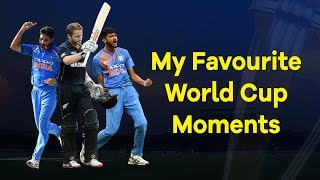 Bhuvi, Williamson share their favourite WC Moments