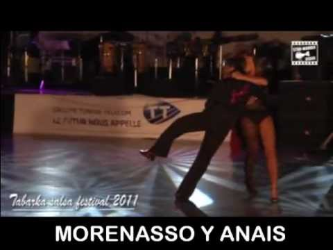 Gran Final Concurso Kizomba Open Spain - 14,15 Y 16 De Septiembre 2012 En Madrid video