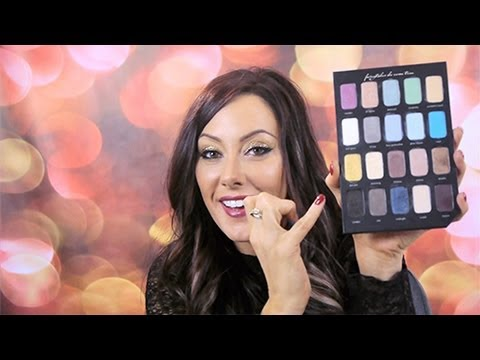 Top Holiday Palettes 2012!