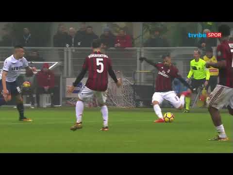 Serie A 20. Hafta   Milan 1-0 Crotone Maç Özeti
