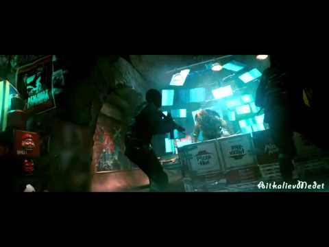 Teenage Mutant Ninja Turtles 2014 Live Action TMNT 2003 Intro