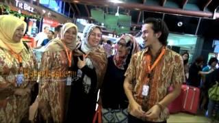 Tahun Baru Rizky Nazar Rayakan di Tanah Suci Mekkah