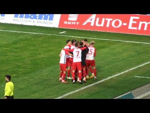 Kickers Offenbach - FC 08 Homburg: Höhepunkte und Stimmen zum Spiel