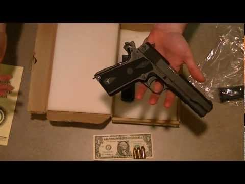 American Tactical Imports 1911 Review