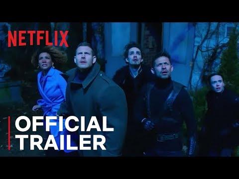 The Umbrella Academy   Trailer   Netflix