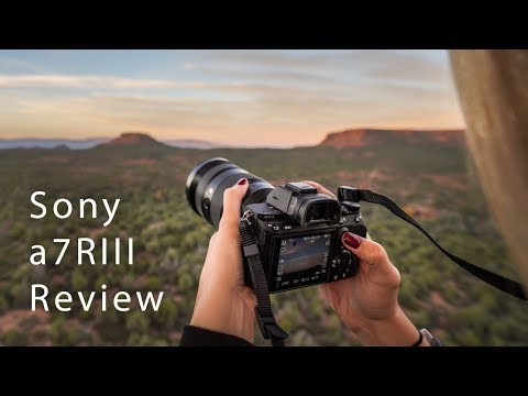 Sony a7RIII Review - A New Full-Frame Champion
