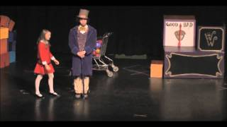 """Chanelle O'Neill sings """"I Want It Now"""" from Willy Wonka"""