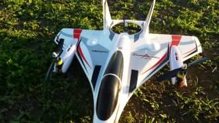 Horizon Hobby Convergence VTOL Maiden Flight on Stu