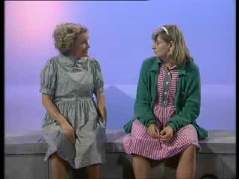Victoria Wood and Julie Walters - Jayne Mansfields Balls