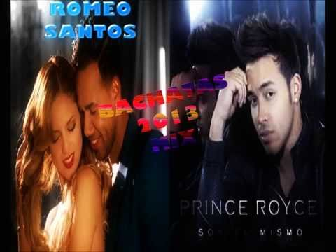 ★super Mix Bachatas 2013 romeo Santos Y Prince Royce★ video