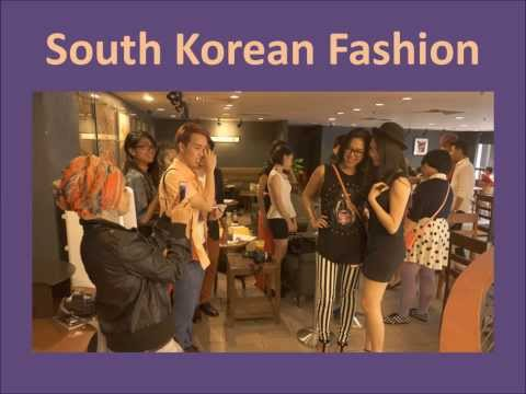 South Korean Fashion, Clothing Brands and Designers