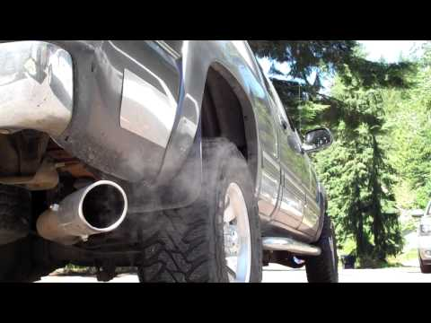 2001 silverado 2500hd 6.0l exhaust